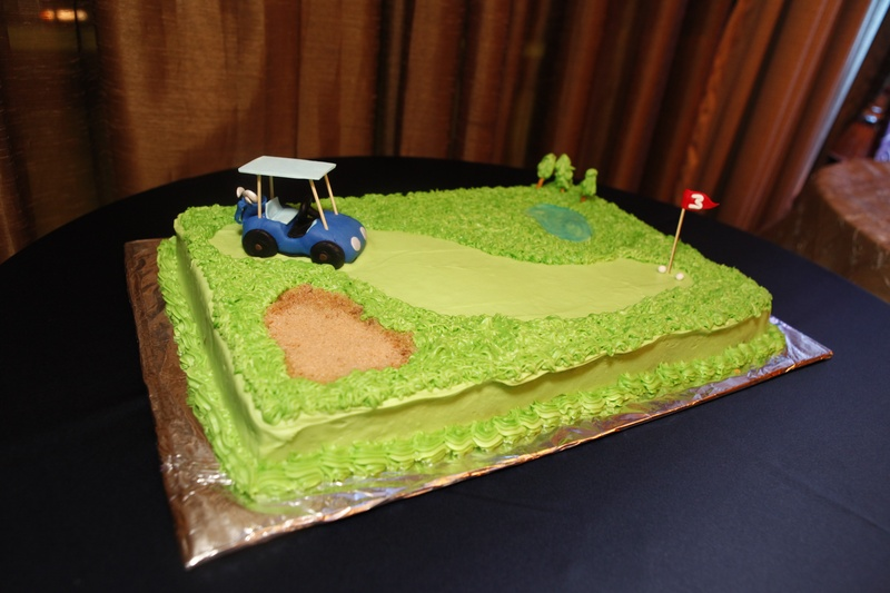 Golf Themed Grooms